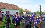 Amenda uriasa si depunctare pentru ASU Poli Timisoara, dupa ce echipa a iesit de pe teren in semn de protest