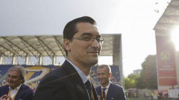 """""""El e cel mai bun fotbalist pe care l-am vazut eu!"""" Razvan Burleanu, despre jucatorul pe care l-a admirat cel mai mult"""