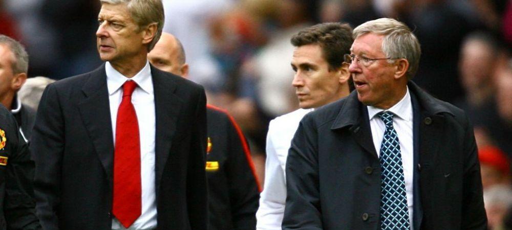 Ferguson XI vs. Wenger XI. Care dintre echipele managerilor legendari din Premier League arata mai bine?