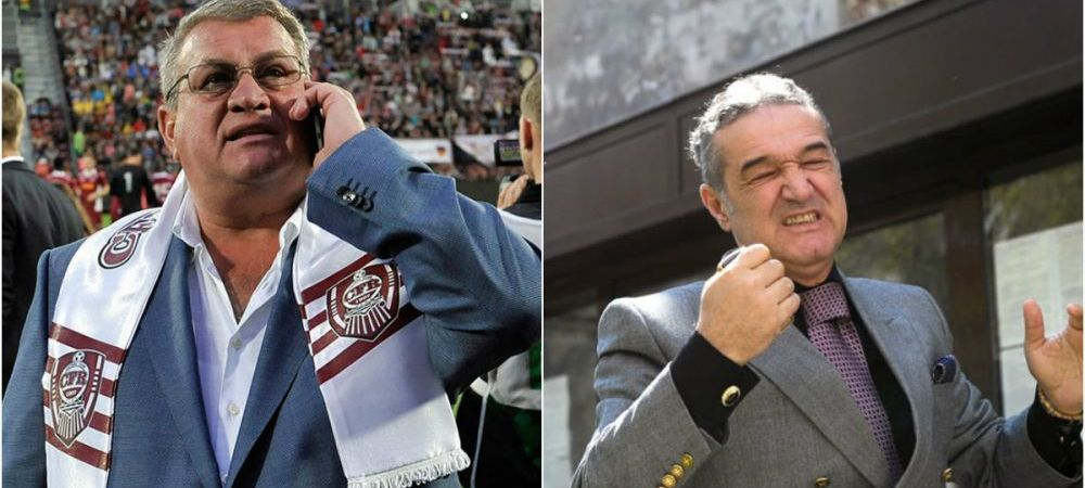 """""""Cu asta, Dica a spus tot"""". Clujenii se bucura de haosul de la FCSB, Muresan ii multumeste lui Becali pentru mana de ajutor"""
