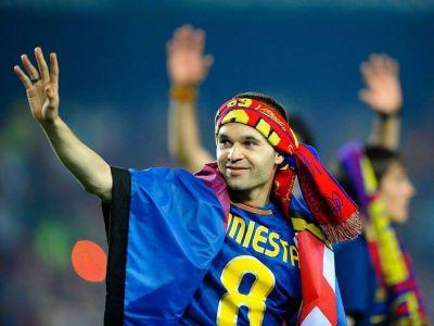 """Iniesta a fost intrebat care a fost cel mai important antrenor din cariera lui si a dat un raspuns cu totul neasteptat! Numele surpriza pronuntat de """"Don Andres"""""""