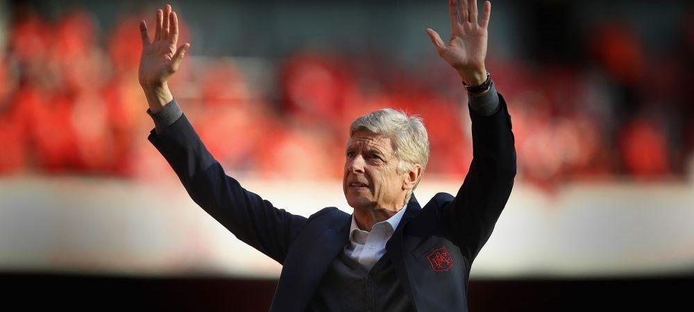 """""""Sa va spun ce se va intampla cu Liga Campionilor!"""" Arsene Wenger detoneaza BOMBA! Schimbarea FARA PRECEDENT in fotbal anuntata de legenda lui Arsenal"""