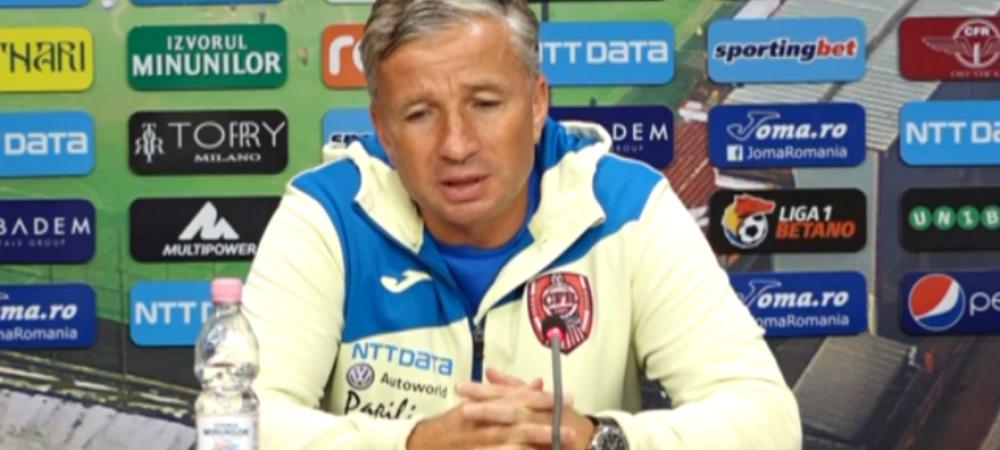 """Dan Petrescu face scandal si se considera lucrat de toata lumea: """"De ce jucam noi primii? De ce s-a dat penalty in min 93 cu Craiova!"""""""