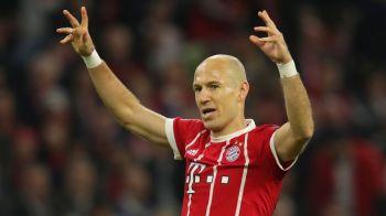 Robben si Rafinha, inca un an la Bayern! Olandezul zburator va juca cel putin pana la 35 de ani pe Allianz Arena