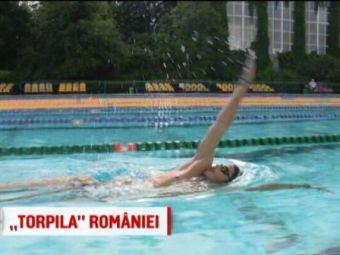 """""""Am inotat sute de mii de kilometri! Medalia olimpica e urmatorul pas!"""" Marea speranta a Romaniei la Tokio"""