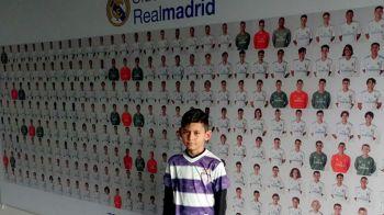 REFUZAT in Romania, acceptat la Real Madrid! Povestea FABULOASA a unui pusti talentat din Romania