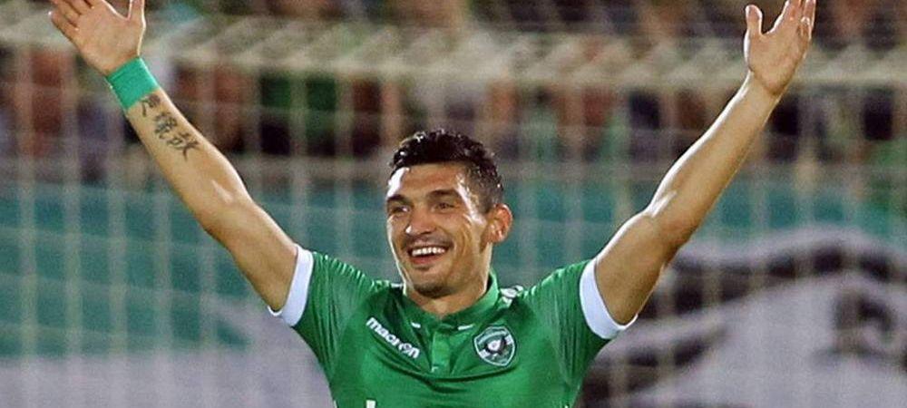 Transfer de 3,5 milioane de euro pentru Keseru! Ludogorets e gata sa-l cedeze! Unde ajunge golgheterul roman