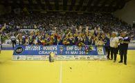 """OPINIE / Bila neagra a castigarii Cupei EHF de catre SCM Craiova: """"Performanta europeana, urmarita de protipendada locala"""""""