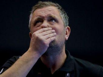 "Dezvaluire SOC inainte de meciul cu Gyor pentru CSM: ""Per Johansson a amenintat ca pleaca inainte de Final Four!"""