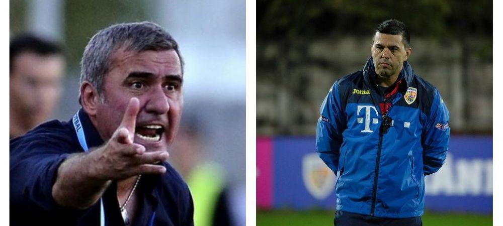 "OPINIE / Despre scandalul Hagi - FRF: ""Jucatorul Gica Hagi se transforma in antrenorul Gica Contra"""