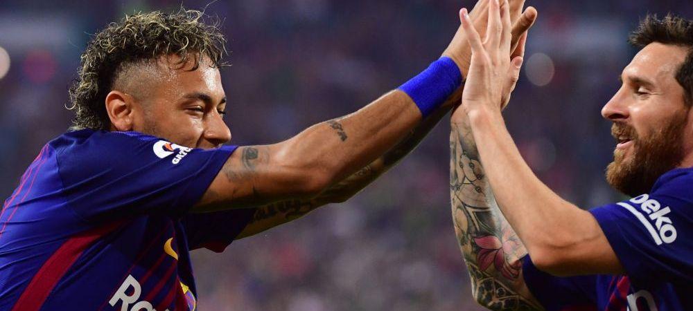 """""""Asta imi lipseste cel mai mult de la Barcelona!"""" Confesiunea lui Neymar! Care e cel mai mare regret al sau"""