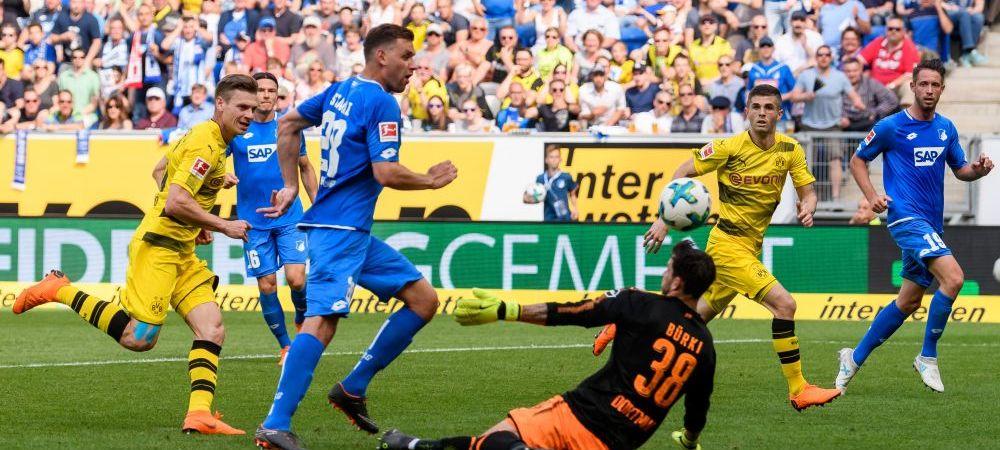 Borussia Dortmund a ramas din nou fara antrenor! Anuntul facut dupa ce echipa a fost la un pas sa rateze Liga Campionilor