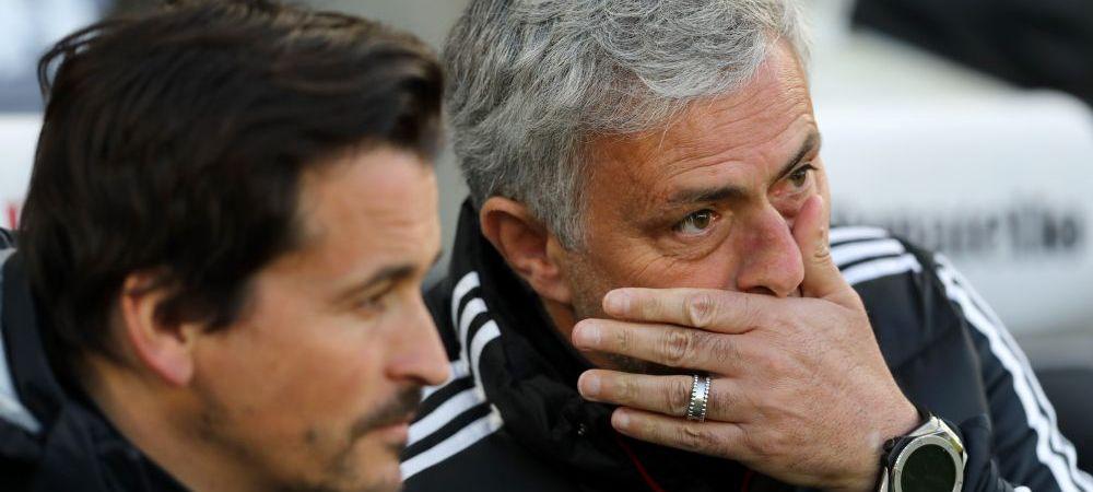 """Lovitura GREA pentru Mourinho! Plecarea neasteptata a fost anuntata oficial de Manchester United: """"E foarte dificil pentru mine!"""""""