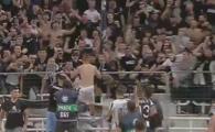 Scene IREALE la finala lui Razvan Lucescu! Trupele SPECIALE au incercat sa-i opreasca pe jucatori in drum spre peluza! VIDEO: ce s-a intamplat