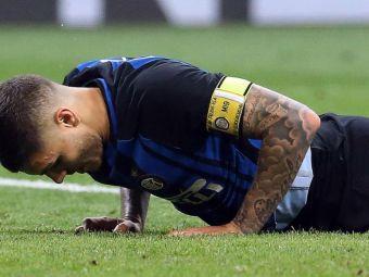 Inter s-a facut de RAS si poate rata Liga Campionilor! Soarta calificarii depinde de Walter Zenga!