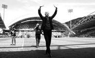 Merci, Arsene! Wenger si-a luat ramas bun dupa 22 de ani de la Arsenal! Gestul superb facut inaintea partidei