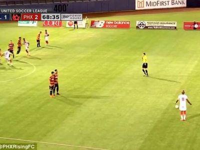 Are 40 de ani, dar nimeni nu si-ar da seama! Gol fenomenal al lui Drogba dupa un SUPERSONIC dintr-o lovitura libera de la 35 de metri! VIDEO