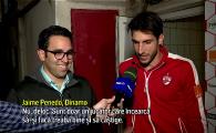 """A zburat 10.000 de kilometri pentru Penedo de la Dinamo: """"Am auzit de Craiovaeanu, Mutu, Dica, Hagi!"""""""