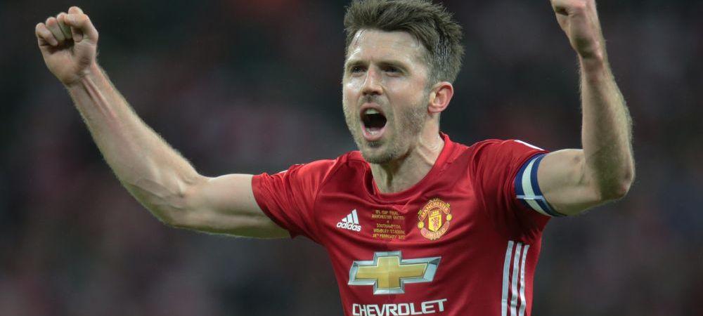Final de cariera pentru veteranul lui United. Cum s-a despartit de fotbal omul cu peste 400 de prezente in tricoul diavolilor