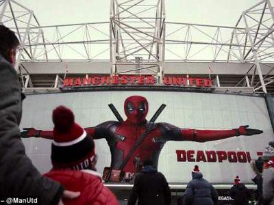 "Deadpool a INVADAT Old Trafford si le-a torturat pe vedetele lui Manchester United: ""O sa-i cada capul lui Jose pentru asta! Joseee!"" :))"