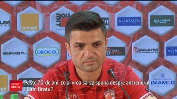 """Dupa """"titlul"""" din playOUT, Bratu vrea sa aduca titlul adevarat in Stefan cel Mare! De ce o vede pe CFR campioana"""