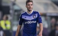 Final de drum si pentru Chipciu! Anderlecht l-a trecut pe lista de transferuri, romanul nevoit sa-si caute echipa