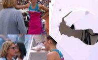 Scene HALUCINANTE la Roma! Pliskova a izbucnit dupa o gafa si a lovit scaunul arbitrului cu RACHETA! Ce s-a intamplat