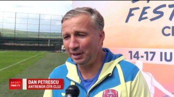 Petrescu intra in CANTONAMENT pentru intalnirea cu Ronaldinho! Ce mesaj i-a transmis