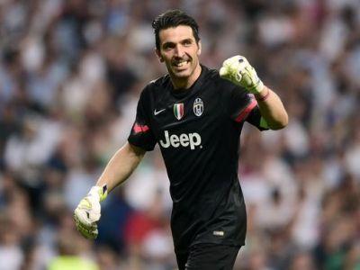 ANUNT SOC! Buffon a primit o oferta de la finalista Champions League. Joi isi anunta viitorul