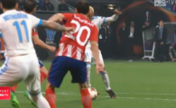 EPIC FAIL! Momentul in care iti vine sa te lasi de fotbal! Ce a patit N'Jie in finala Europa League