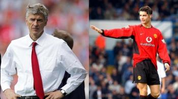 "Wenger a recunoscut: ""Faptul ca l-am ratat pe Ronaldo, regretul carierei"". Cati bani a refuzat sa dea pe Cristiano in 2003"