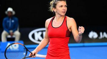 UPDATE   Cu cine joaca Simona Halep in sferturile de la Roma, unde a ajuns fara sa joace! Motivul oficial al retragerii lui Madison Keys