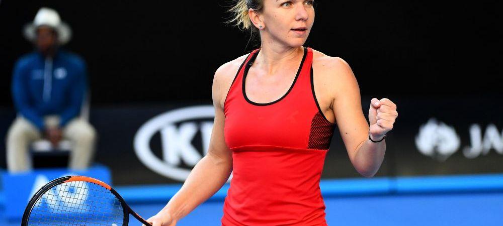 UPDATE | Cu cine joaca Simona Halep in sferturile de la Roma, unde a ajuns fara sa joace! Motivul oficial al retragerii lui Madison Keys