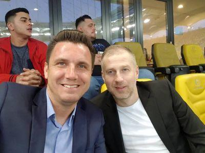 Narcis Raducan se pregateste sa devina doctor in fotbal! Cum il poate ajuta diploma