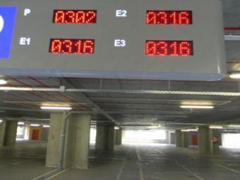 De rasul lumii! Motivul pentru care parcarea supraetajata de la National Arena nu e functionala, la 7 ani de la inaugurarea stadionului