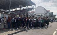 Stadion plin pentru titlu! Clujenii fac cozi la casele de bilete, chiar daca preturile sunt peste media sezonului | FOTO