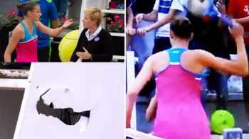 Karolina Pliskova, aparata chiar de adversara! Probleme pentru cehoaica: Risca EXCLUDEREA de la Roland Garros!