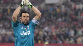 A fost ales NOUL BUFFON PENTRU JUVE!! Ii va lua locul un portar cu peste 150 de meciuri in Serie A