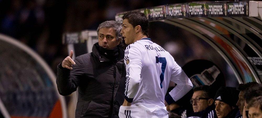 """""""NU are voie, este INTERZIS!"""" Dezvaluirea facuta de Jose Mourinho despre PLECAREA lui Cristiano Ronaldo de la Real"""