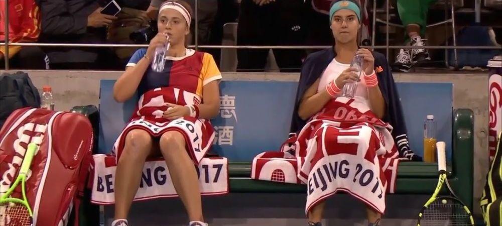 Sorana Cirstea si Jelena Ostapenko, in sferturile de la Roma! Cu cine se bat pentru semifinale