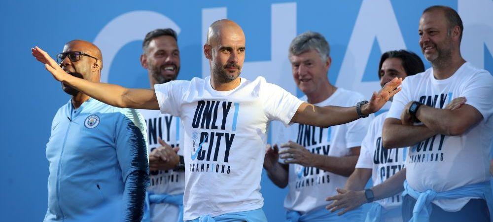 Pep Guardiola a semnat un nou contract cu Manchester City: va sta mai mult in Anglia decat la Barca si Bayern! Ce salariu va avea
