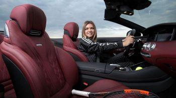 Super bolid de 200.000 de euro pentru Simona Halep! Va conduce o masina UNICA in Romania! FOTO