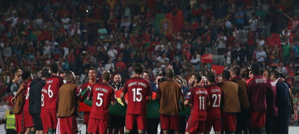 Portugalia a anuntat lotul pentru Mondial. Aproape jumatate din castigatorii de la Euro 2016 lipsesc!
