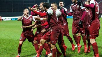 """Clujenii, siguri ca vor castiga titlul! Reactia IRONICA a lui Iuliu Muresan: """"Daca Viitorul va avea penalty, apara Arlauskis! Si Camora va fi ORICUM acolo sa respinga mingea"""" :)"""