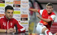 """Bratu l-a anuntat pe Torje ca e liber sa plece, slovacul Nemec nu mai intra nici el in vederi: """"E un fotbalist foarte bun, l-as vedea la orice echipa din Liga I"""""""