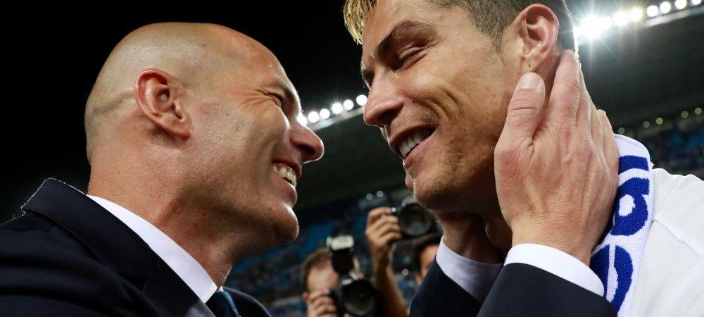 Va fi Ronaldo apt la finala Ligii? Anuntul facut de Zidane cu o saptamana inaintea bataliei de la Kiev