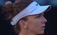Simona Halep, huiduita la Roma, dupa o faza la care Sharapova a facut ce stie mai bine! Dialogul avut de Halep cu arbitrul