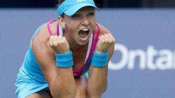 PRIMA REACTIE a Simonei Halep dupa ce s-a razbunat pe Sharapova si s-a calificat in finala de la Roma. Cum a trecut peste setul pierdut