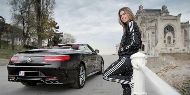 Cat impozit plateste Simona Halep intr-un an pentru masinile de lux pe care le are in garaj