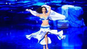 Romanii au talent: Natalia Duminica - bellydance